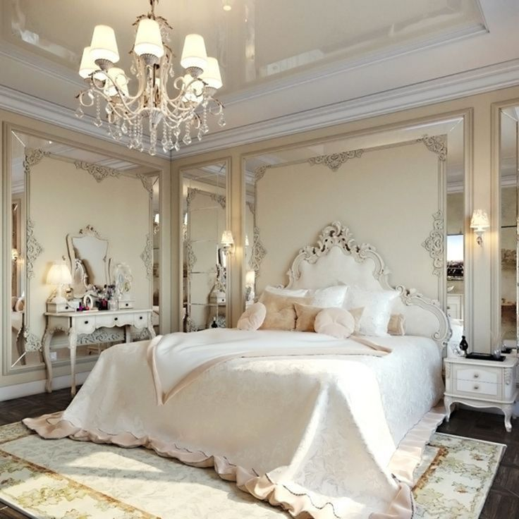 10 Best French Bedroom Design Ideas That You Will Love It Bedroomdesign Bedroomideas Fren Luxurious Bedrooms French Bedroom Design Classic Bedroom