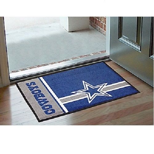 Rug Runners Dallas Cowboys Uniform Inspired Starter Area Rug Floor Mat X