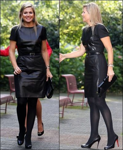 De panty's van koningin Máxima   ModekoninginMaxima.nl