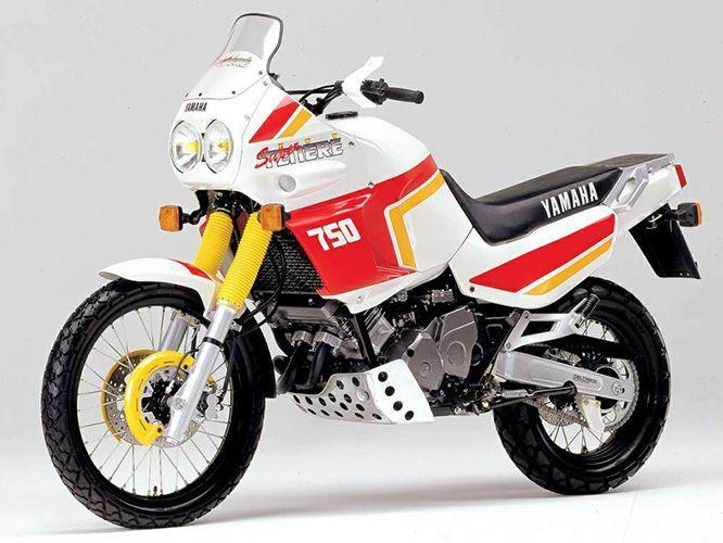 1989 Yamaha XTZ750 Super Tenere