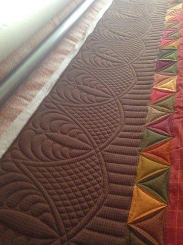 addicted-to-fabric: Loving This Border!
