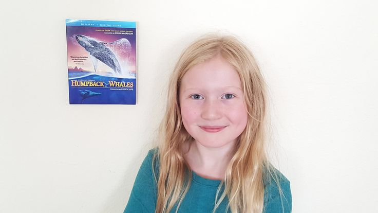Film Review: Humpback Whales by KIDS FIRST! Film Critic Abigail Zoe L. #KIDSFIRST! #HumpbackWhales