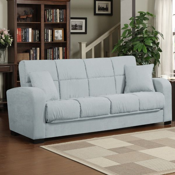 this might be comfy it also folds out to a bed