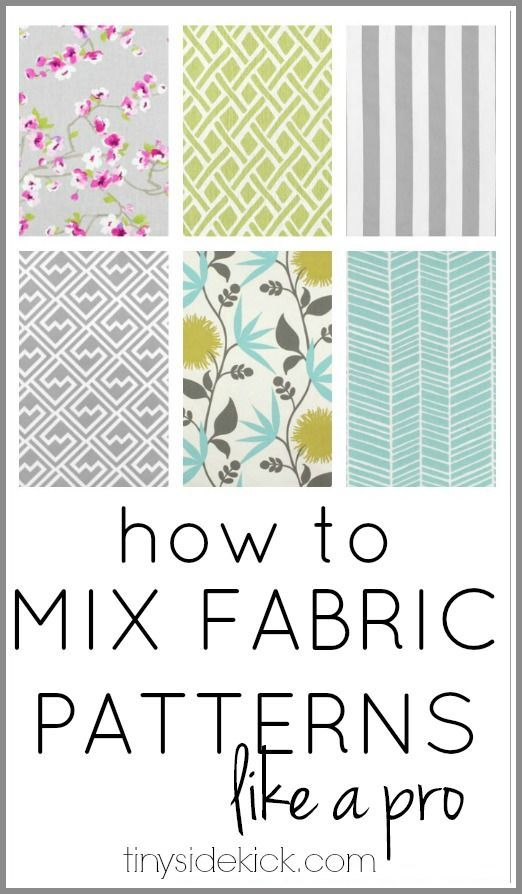 how to mix fabric patterns like a pro featured image