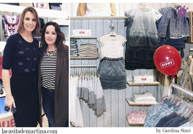 ♥ MAR FLORES madrina del nuevo concepto de tienda ZIPPY en Zielo Pozuelo ♥ Moda Infantil : ♥ La casita de Martina ♥ Blog de Moda Infantil, Moda Bebé, Moda Premamá & Fashion Moms