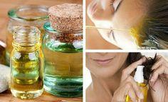 7 oli naturali per riattivare la crescita dei capelli - Vivere più sani
