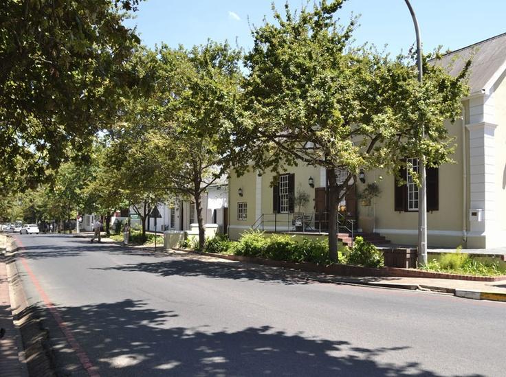 Stellenbosch Photo Gallery