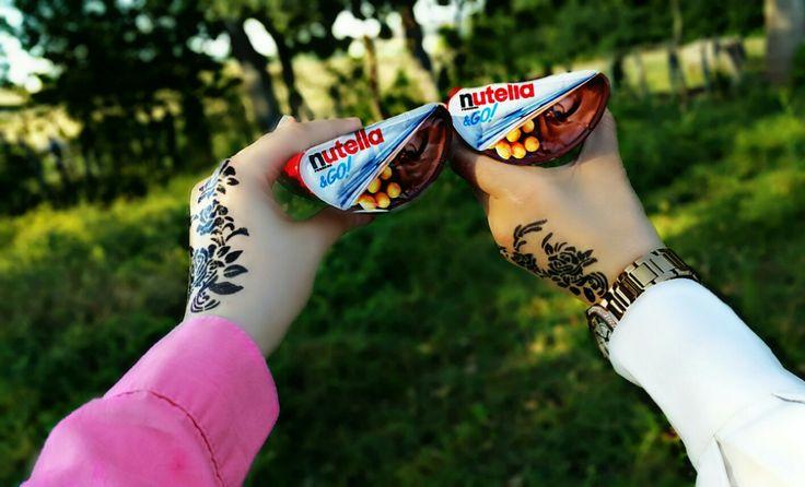 #Nutella Aşkı