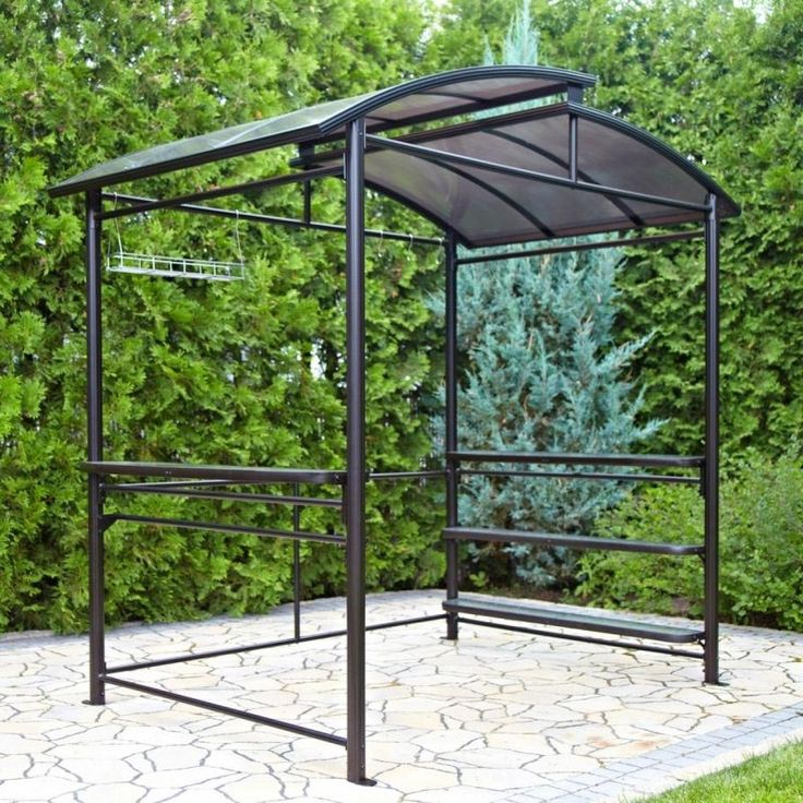 17 best ideas about metal frame gazebo on pinterest for Metal frame pergola designs