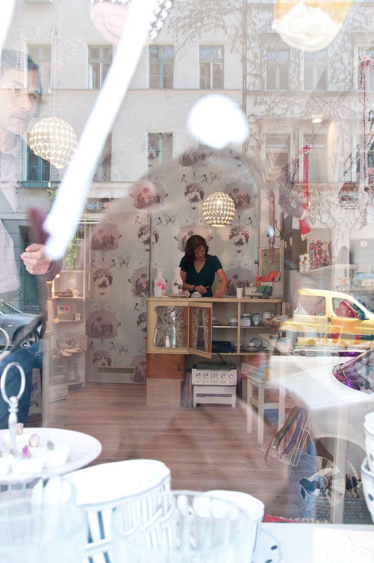 Ella Liebich der Online-Shop für besondere und außergewöhnliche Wohn und Modeaccessoires, Mariannenstr.