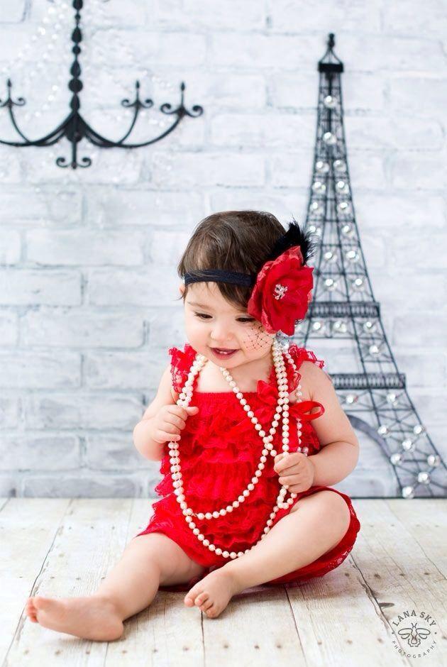 Love the Paris theme!