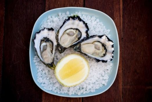 Stop for oysters along the New South Wales South Coast.