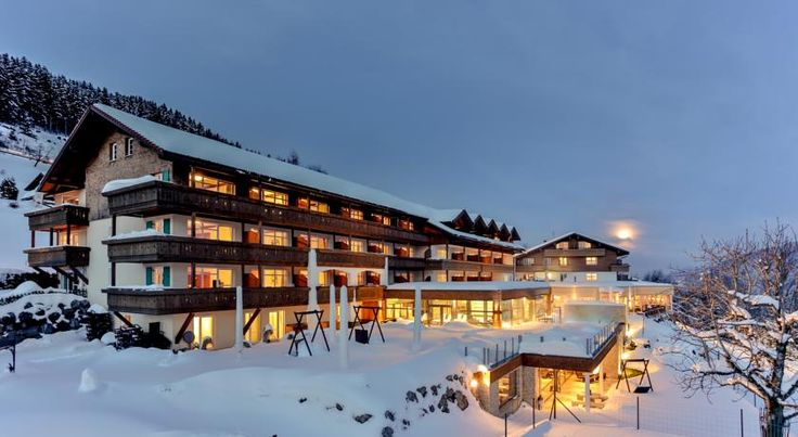 Bergkristall - Natur und Spa Oberstaufen Set amid Bavaria's scenic Allgäu countryside, this 4-star wellness hotel in the village of Oberstaufen offers elegant accommodation, numerous spa services, and innovative, healthy cuisine.