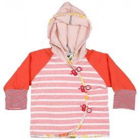 Oishi-m  Fandango Hoodie Online | Shop for Tots