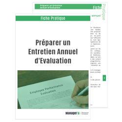 Exemple de grille d'entretien annuel d'évaluation ...