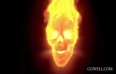 【新提醒】骷髅头的参考10个,可以来看下 - 游戏特效 - CGwell CG薇儿论坛,最专业的游戏特效师,动画师社区 - Powered by Discuz!