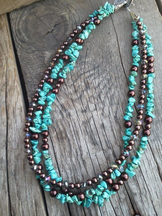 New Western Jewelry from Pennie Wrapped Western & Wire Art Jewelry on facebook