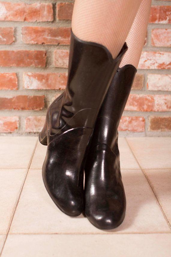 Vintage 1940s Boots
