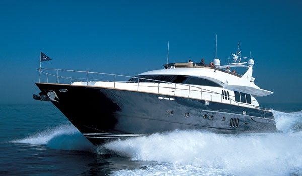 Luxury Yacht, Cape Town, South Africa, The Princess Emma