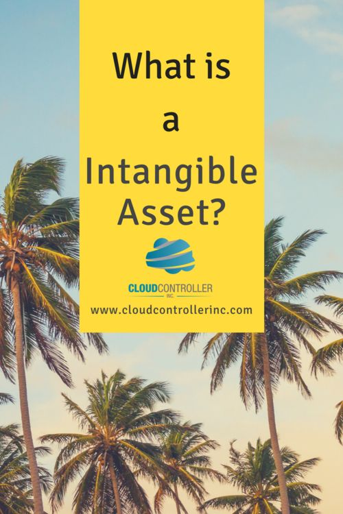 What is a Intangible Asset?