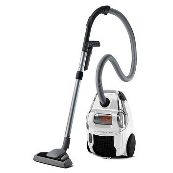 Vacuum Cleaners - Briscoes - Electrolux ZSC6940 Super Cyclone Vacuum Cleaner White
