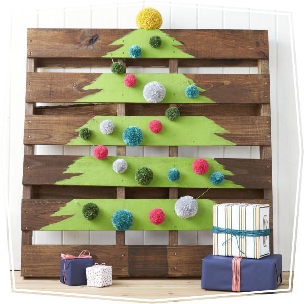 M s de 25 ideas nicas sobre adornos navide os caseros en - Adornos navidenos caseros para ninos ...
