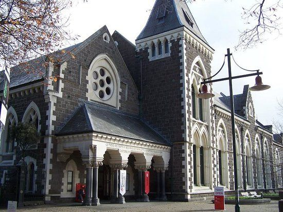 Photo of Canterbury Museum