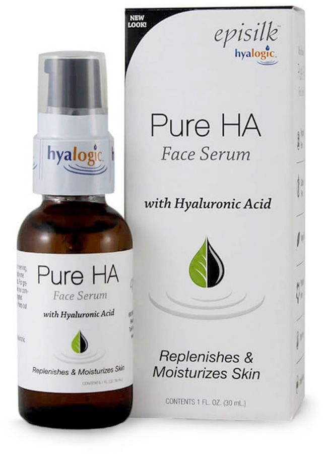 Smallflower Episilk Pure Hyaluronic Acid Serum by Hyalogic (1oz Serum)
