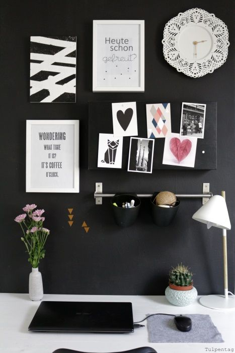 16 best images about b ro ideen on pinterest coins deko and the black. Black Bedroom Furniture Sets. Home Design Ideas