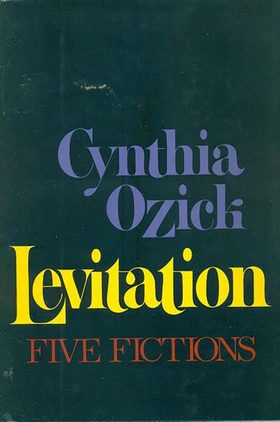 Levitation. Five fictions