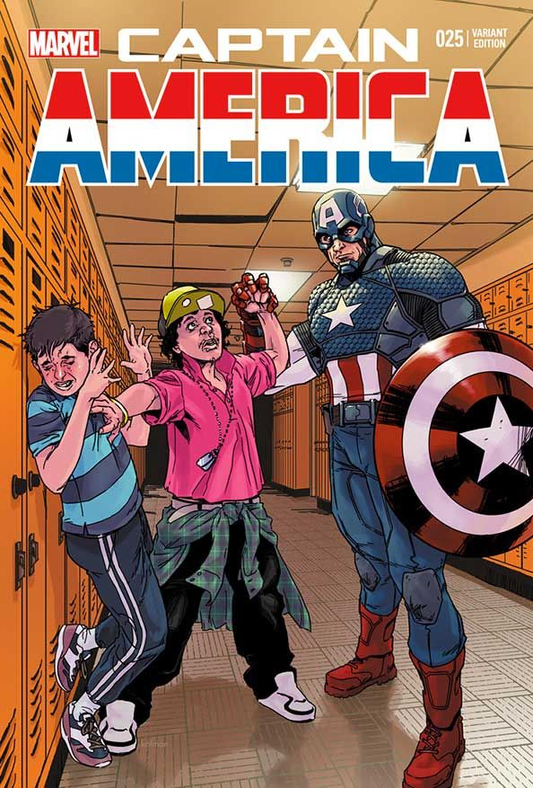 Marvel lucha contra el bullying y crea engagement