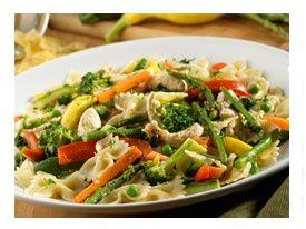 Olive Garden Recipes - Chicken Giardino Recipe
