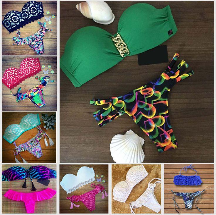 $7.49 (Buy here: https://alitems.com/g/1e8d114494ebda23ff8b16525dc3e8/?i=5&ulp=https%3A%2F%2Fwww.aliexpress.com%2Fitem%2F2016-Women-Swimsuit-Knit-Crochet-Bikinis-Camouflage-Pattern-Bathing-Suit-Trikini-Fold-Swimming-Wear-Girls-Flounced%2F32692287544.html ) Sexy Crochet Bikini Swimsuit 2017 Halter Women Knitted Swimsuit Camouflage Pattern Bandeau Bikini Set Floral Bathing Suits for just $7.49