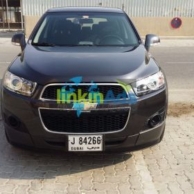 For Sale: Chevrolet captiva 2.4L Model 2012