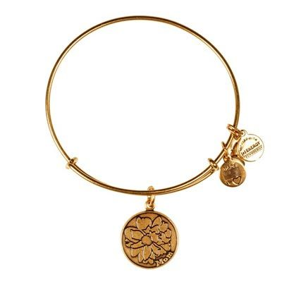 "Alex and Ani ""Mom"" Bracelet-- Available @ myNavyExchange.com!"