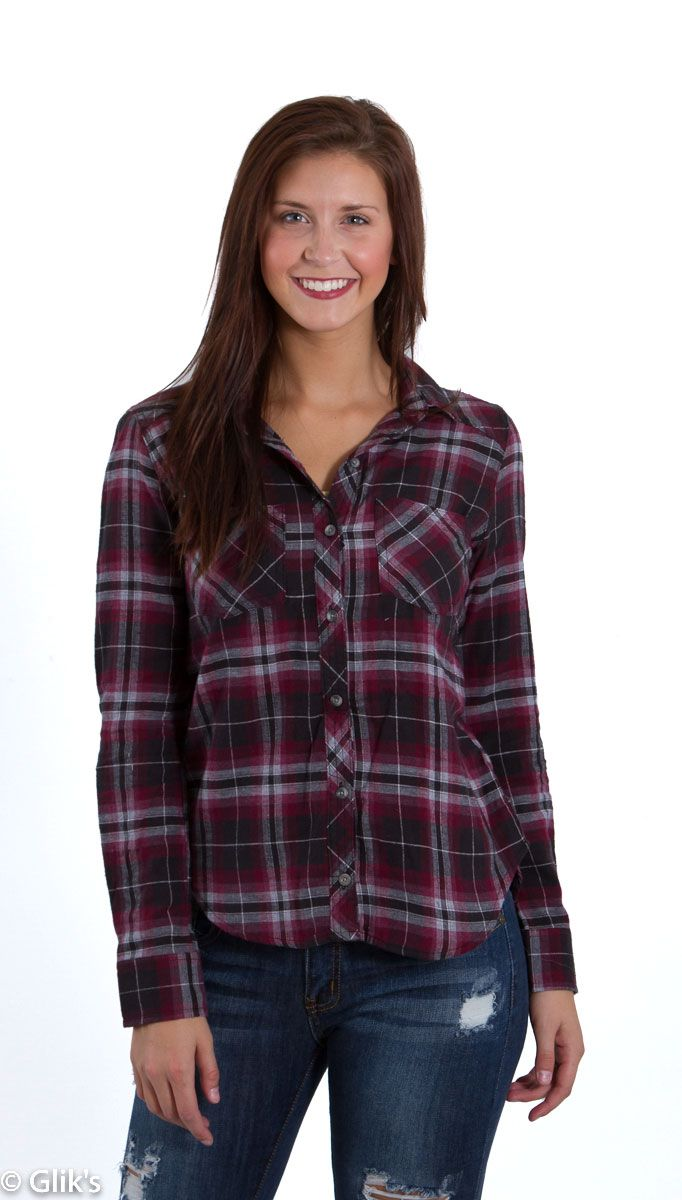 17 best ideas about flannel shirts for women on pinterest for Plaid button down shirts for women