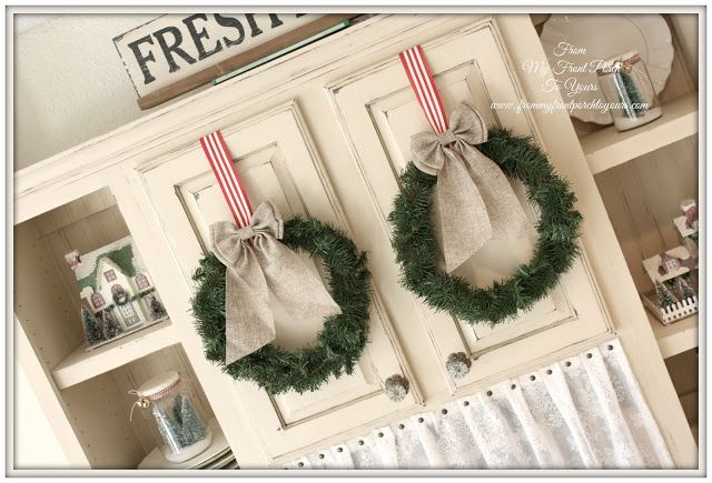 French Farmhouse Christmas Kitchen From My Front Porch To Yours