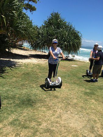Photo of Australia Ninebot Tours | The first and only guided Ninebot-Segway tour of Coolangatta, featuring the southern beaches of the 8th World Surfing Reserve. Explore at http://ninebot.com.au