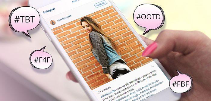 Guia das #Hashtags mais usadas no Instagram