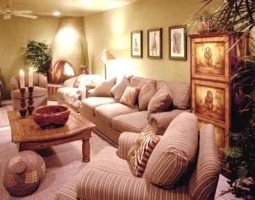 African Safari Themed Living Room 5 Ethnic RoomRoom Decorating