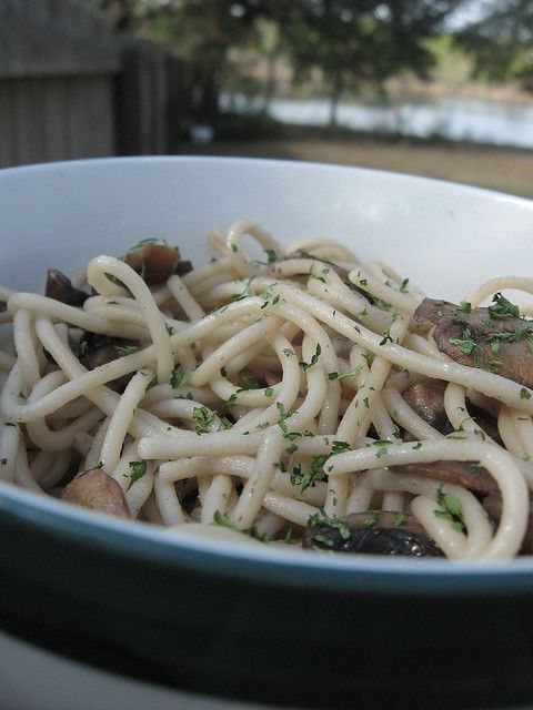 Wheat Noodles & Mushrooms - Detox recipes - part of our 2 week detox program for the new year. To see our full 2 week diet & recipes while detoxing check out www.confessionsofafoodie.com/category/detox-cleansing-diets/     Spend 10 minutes twice daily to improve your Health. This is Science-based Yoga which makes you stand Tall then others think you are Confident, Able, Strong and Competent.