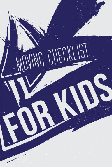 Moving Checklist for Your Kids! ~ @RAHomes blog