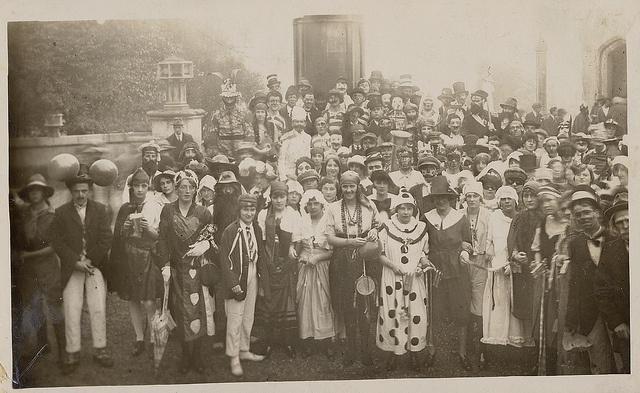 Swansea Uni Rag Week 1922!