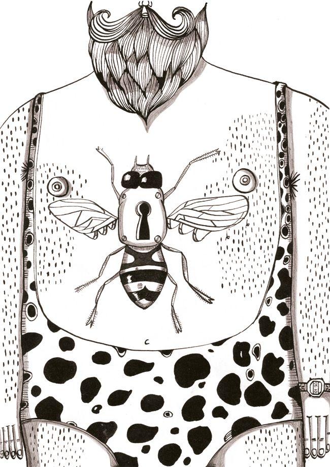 Amaia Arrazola #illustration