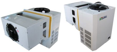 Africhill offers a full range of condensing units, air cooled condensers and fluid coolers for commercial refrigeration.