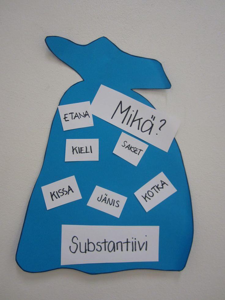 substantiivi
