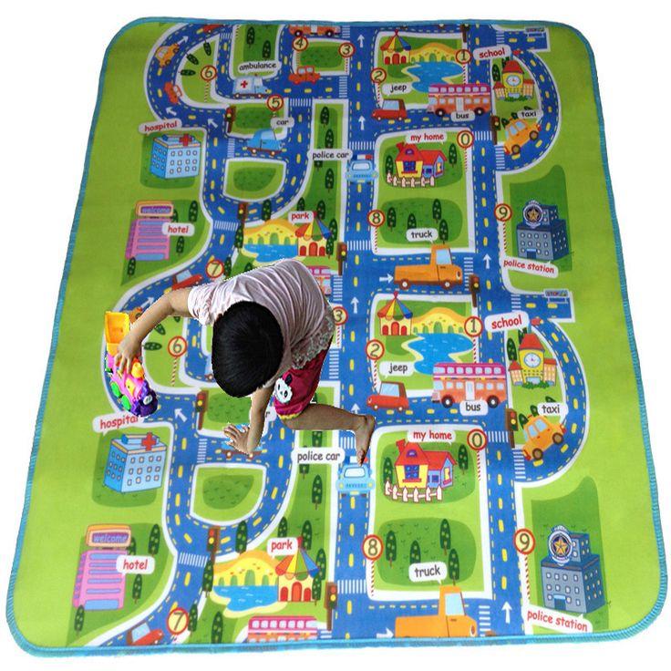 Babyspielmatten Strand Picknick Baby Spielen Matten Kriechende Teppich Teppich Decke Kinder Spielzeug Weihnachtsgeschenk Kind DevelopingChristmas geschenk