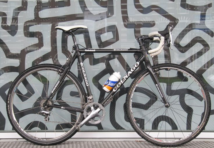 Colnago C50 CX, Team Rabobank,Dura Ace 7800 J ADAMS bke