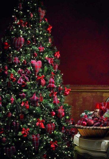 59 best ideas para decorar rbol de Navidad images on Pinterest