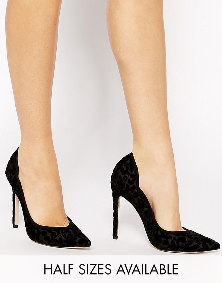 Изображение 1 из Туфли на высоком каблуке ASOS PERFECTDAY